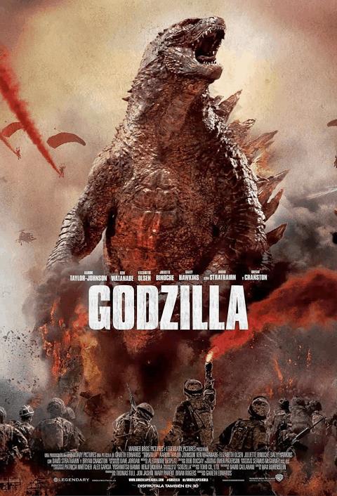 Godzilla (2014) ก็อดซิลล่า 2014