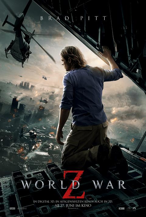 ดูหนังออนไลน์ World War Z (2013) มหาวิบัติสงคราม