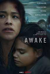 Awake (2021) โปสเตอร์