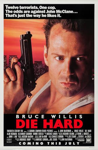 Die Hard 1 (1988) โปสเตอร์ 1