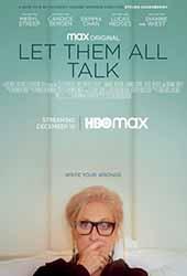 Let Them All Talk (2020) สนทนาภาษาชีวิต 2020 โปสเตอร์