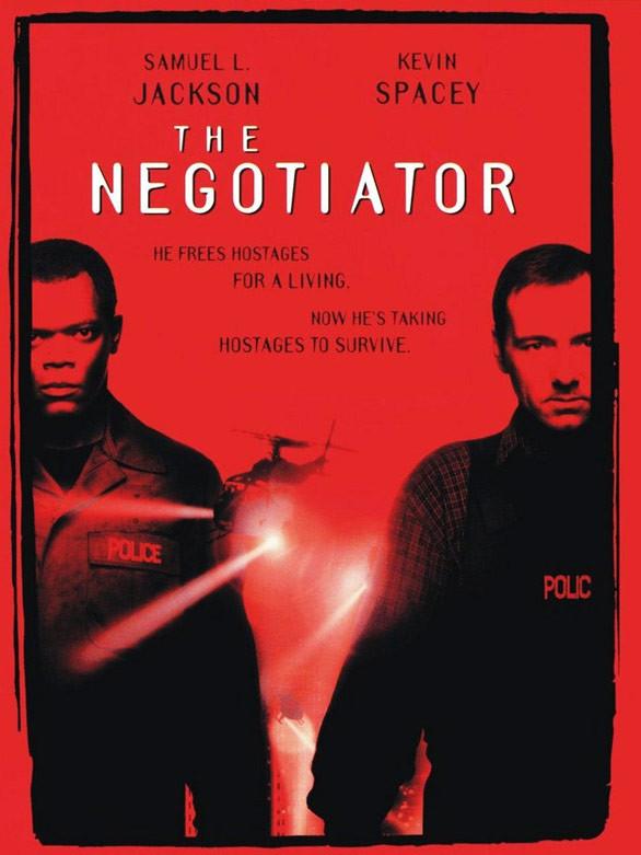 The Negotiator (1998) โปสเตอร์