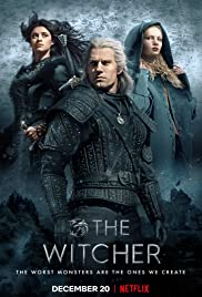 The Witcher ep 1-8 (2019) โปสเตอร์