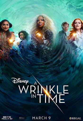 a wrinkle in time (2018) โปสเตอร์