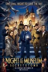 คืนมหัศจรรย์…พิพิธภัณฑ์มันส์ทะลุโลก: ความลับสุสานอัศจรรย์ ภาค 3