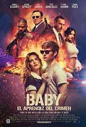 โปสเตอร์ Baby Driver (2017)